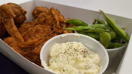 Hangar Bay - Two Piece Chicken Meal