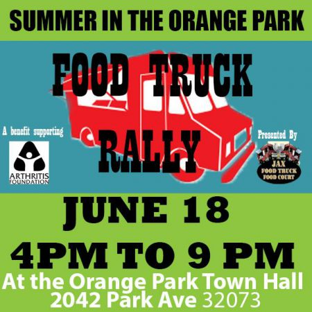 Orange Park Food Truck Rally