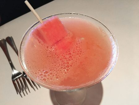 Bonefish Grill - Watermelon Martini