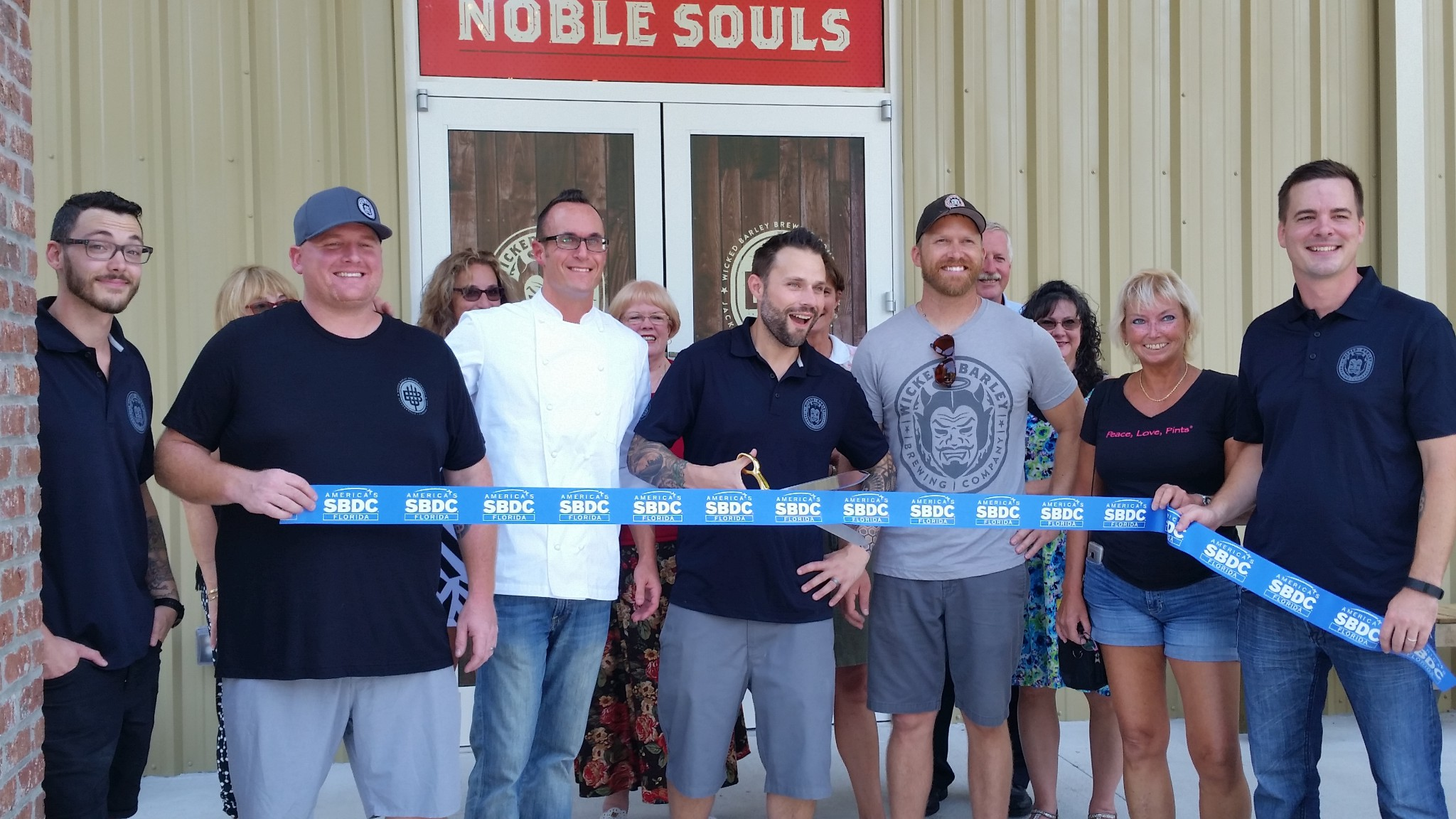 Wicked Barley - Ribbon Cutting