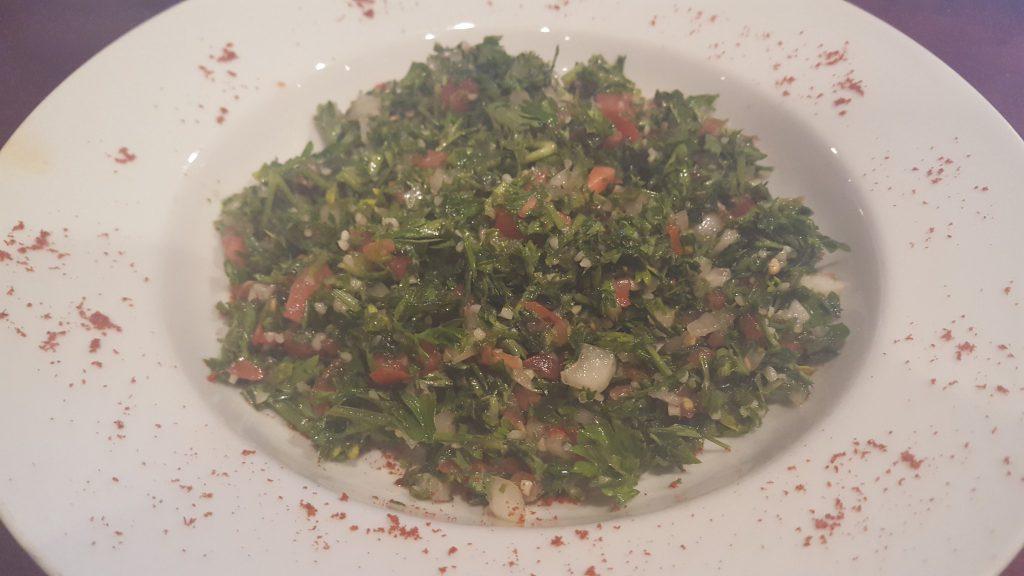1001 Nites - Tabouleh Salad