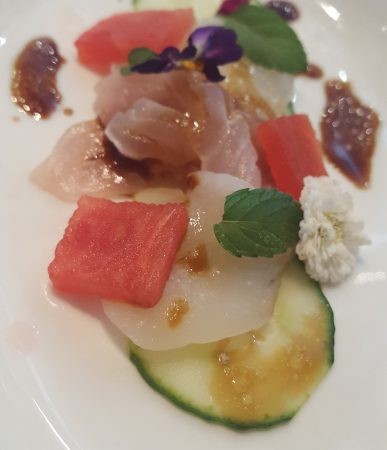 Il Desco Wine Dinner - Crudo