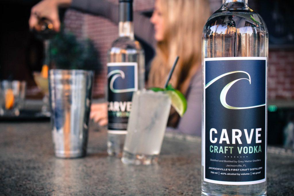 Carve Vodka - Local Craft Vodka