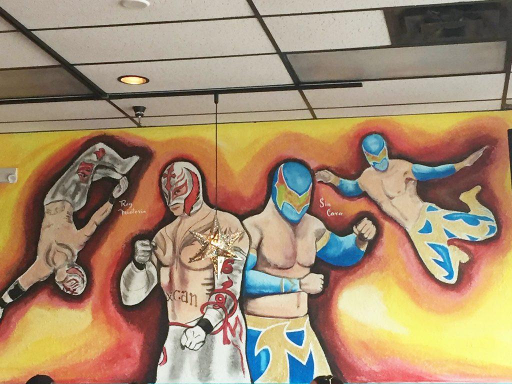 Taco Libre - Mural