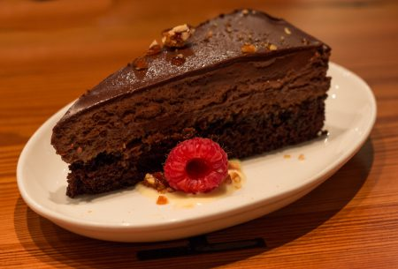 Forking Amazing Desserts - Chocolate Praline Torte