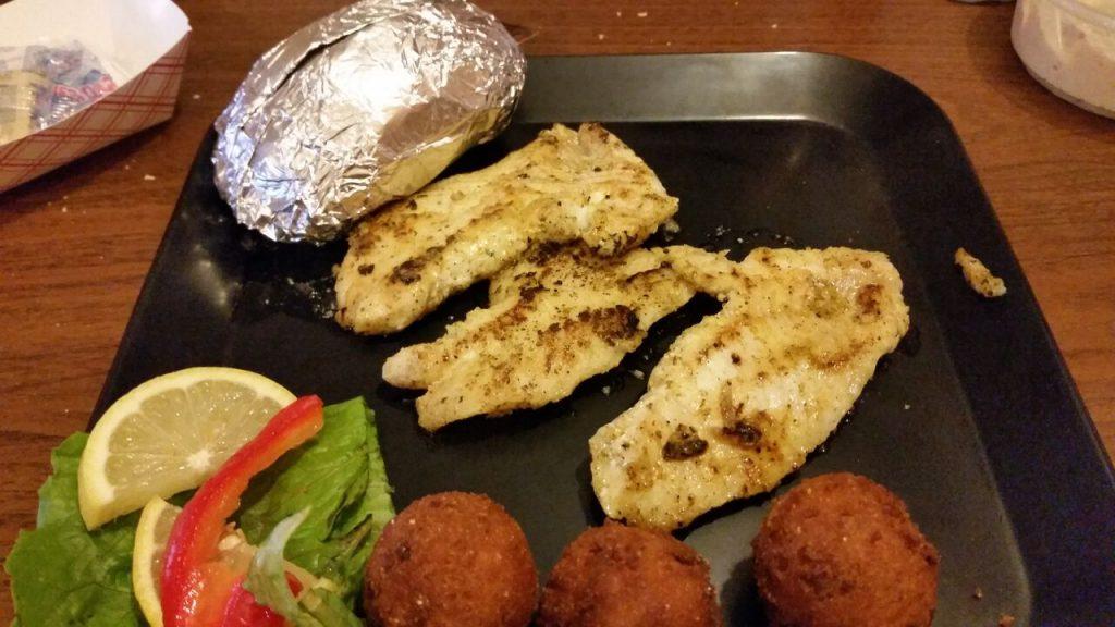 Beachside Seafood - Lionfish