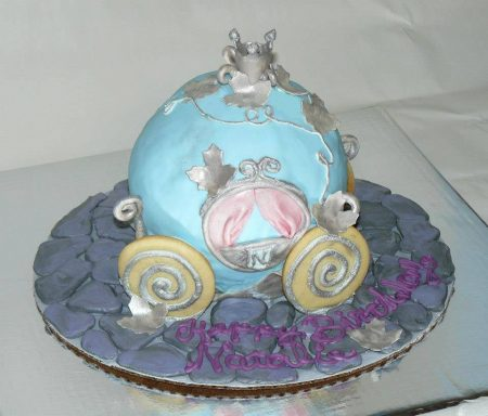 A Flying Sausage- Keepsake Cake