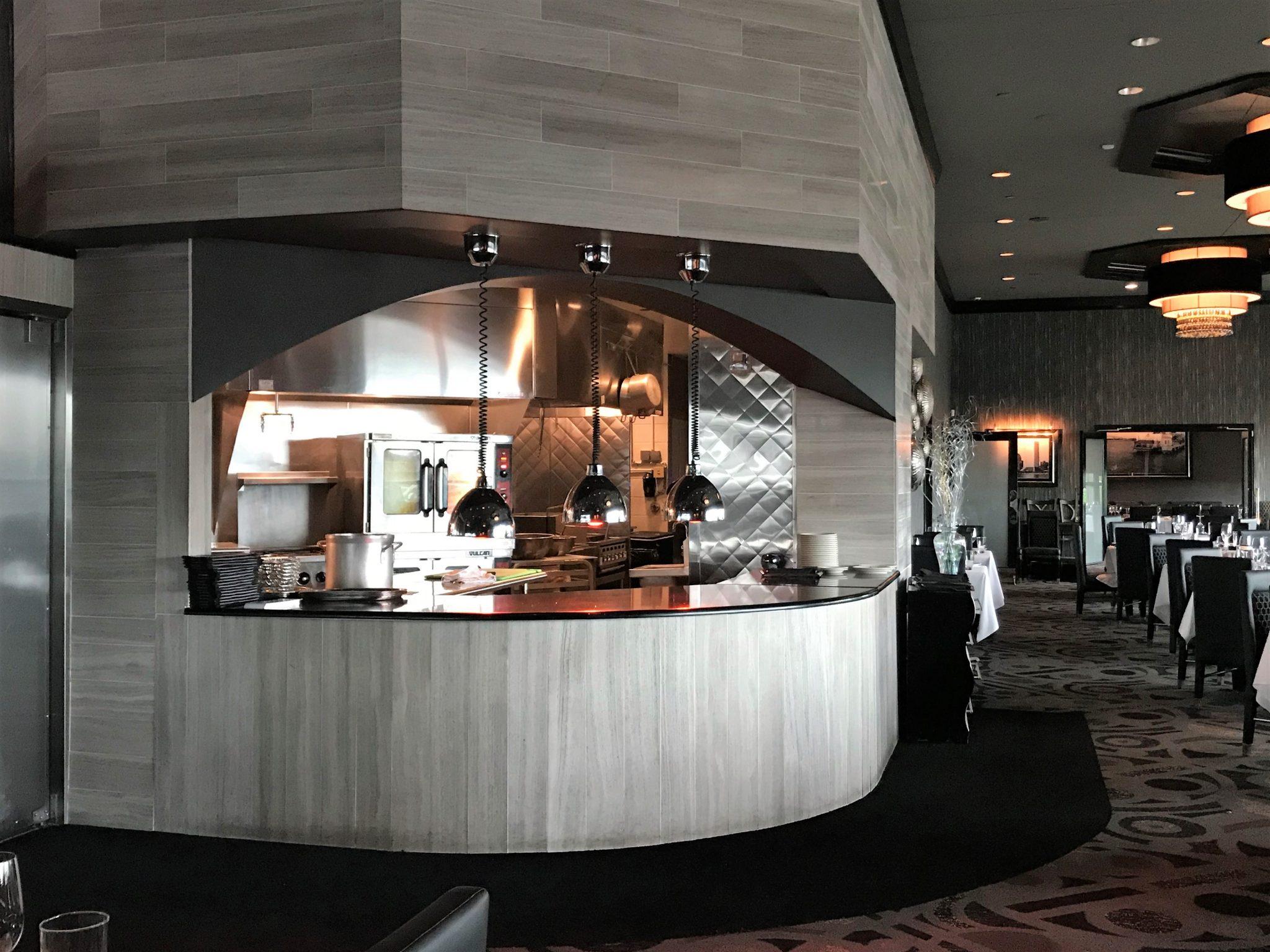 Morton S Interior And Open Kitchen Jacksonville Restaurant Reviews